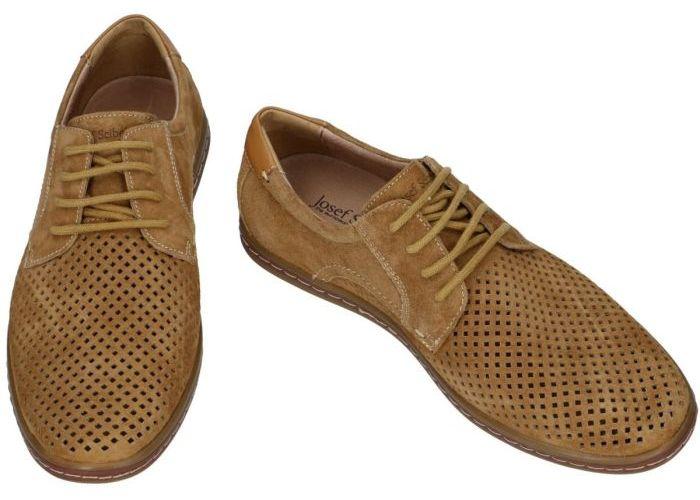 Josef Seibel 12202 DOUGH 02 casual schoenen camel