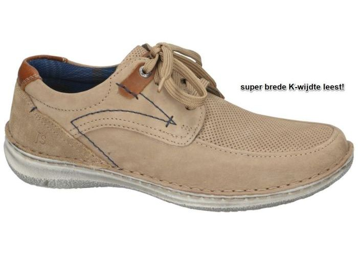 Herenschoenen Josef Seibel CASUAL / WEEKEND 43629 TE21 Anvers 75 Taupe