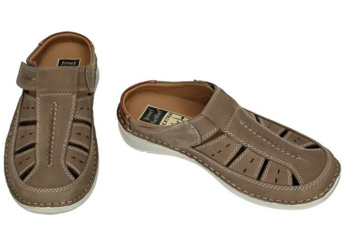 Josef Seibel 43676 ANVERS 76 pantoffels & slippers taupe