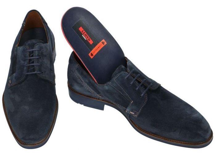 Lloyd KAPOK 10-350-28 geklede lage schoenen blauw donker