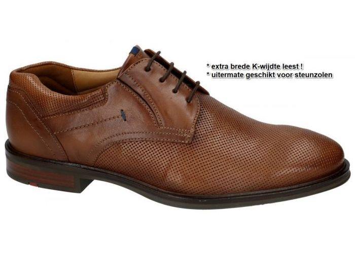 Herenschoenen Lloyd GEKLEDE LAGE SCHOENEN KARAKUL 19-350-13 EXTRAWEIT Cognac/caramel