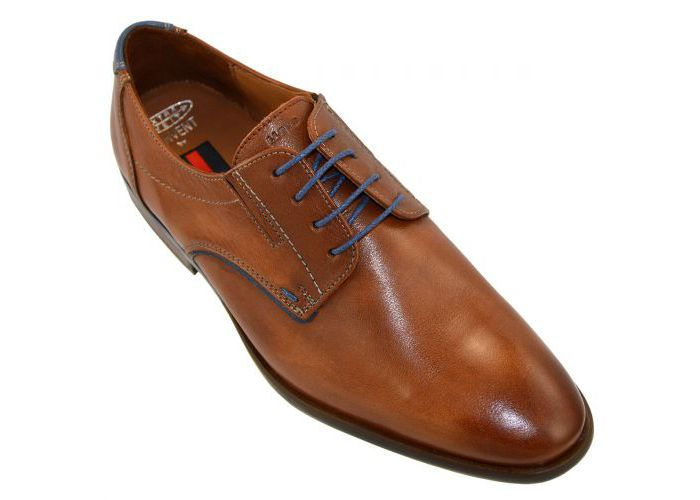 Lloyd KONVENT 26-875-31 geklede lage schoenen cognac/caramel