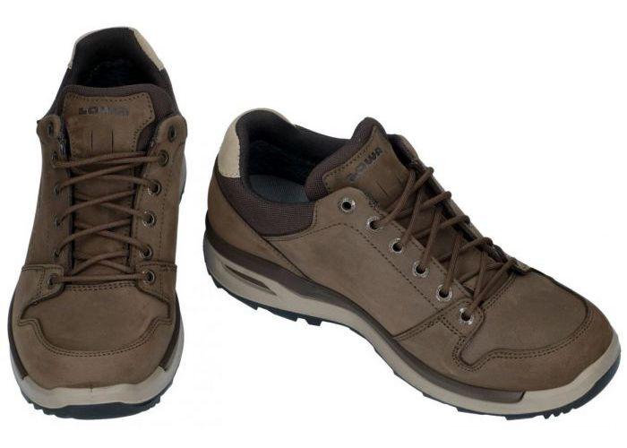 Lowa 310812 LOCARNO GTX LO wandelschoenen bruin