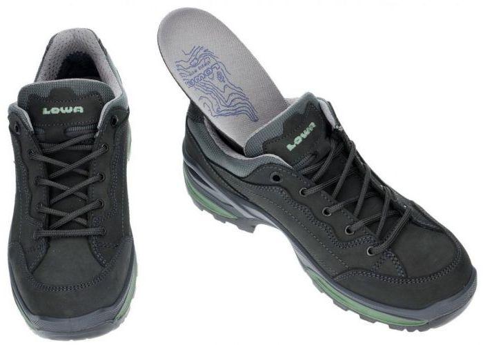 Lowa 320963 Renegade GTX Lo Ws wandelschoenen grijs  donker