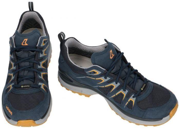 Lowa 320616 INNOX EVO GTX LO Ws wandelschoenen blauw
