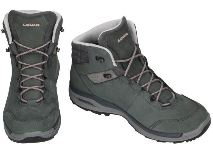 Lowa 320815 LOCARNO gtx qc Ws wandelschoenen grijs