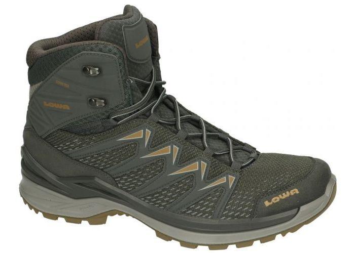Lowa 310703 INNOX PRO GTX MID wandelschoenen grijs  donker