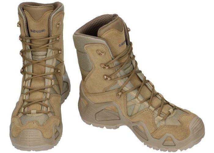 Lowa 310532 ZEPHYR GTX HI TF  wandelschoenen kaki/camouflage
