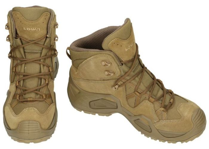 Lowa 320535 ZEPHYR mid Ws TF wandelschoenen kaki/camouflage