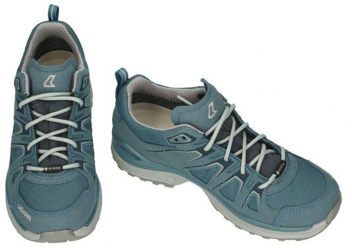 Lowa 320616 INNOX EVO GTX LO Ws wandelschoenen turquoise