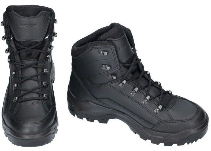 Lowa 320925 RENEGADE II gtx mid TF Ws wandelschoenen zwart