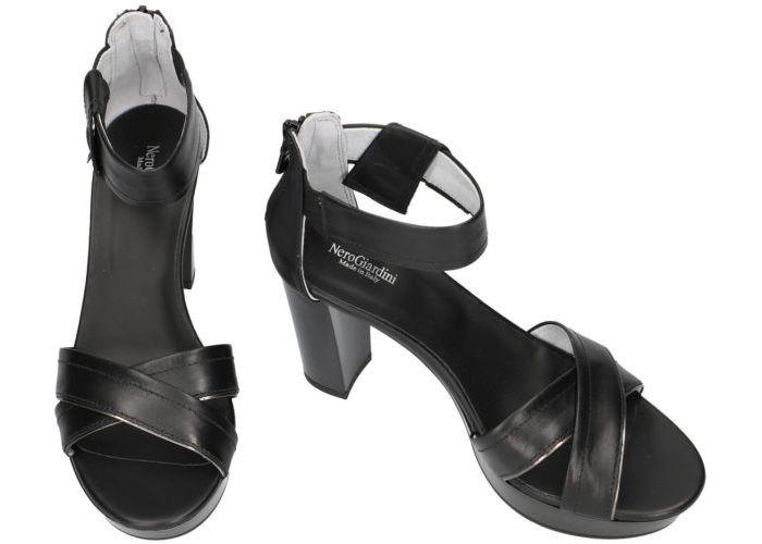 Nero Giardini P908080D sandalen zwart