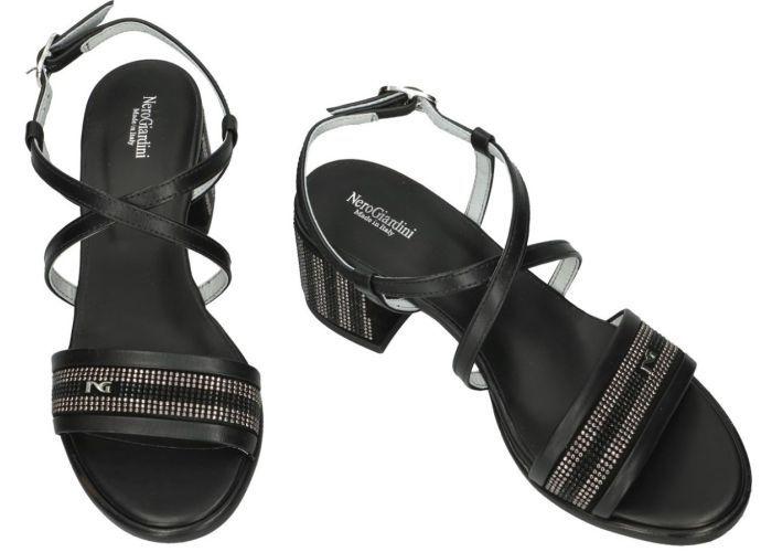 Nero Giardini P908253D sandalen zwart