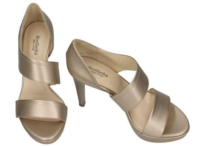 Nero Giardini E012810DE sandalen goud