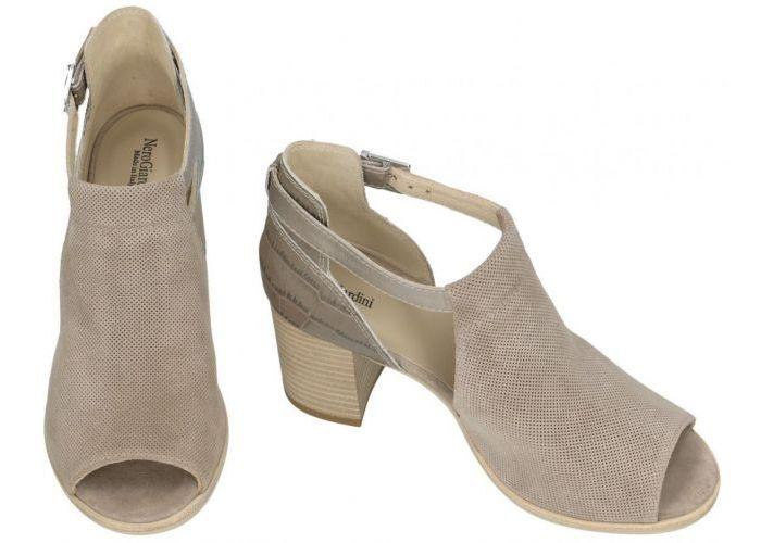 Nero Giardini E010251D sandalen taupe