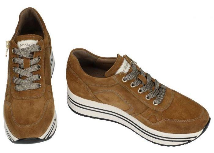 Nero Giardini I116934D sneakers  bruin