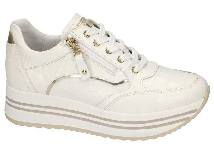 Damesschoenen Nero Giardini SNEAKERS  E115190D Off-white/ecru/parel