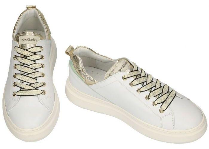 Nero Giardini E115261D sneakers  wit