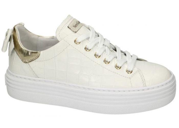 Damesschoenen Nero Giardini SNEAKERS  E115290D Off-white/ecru/parel