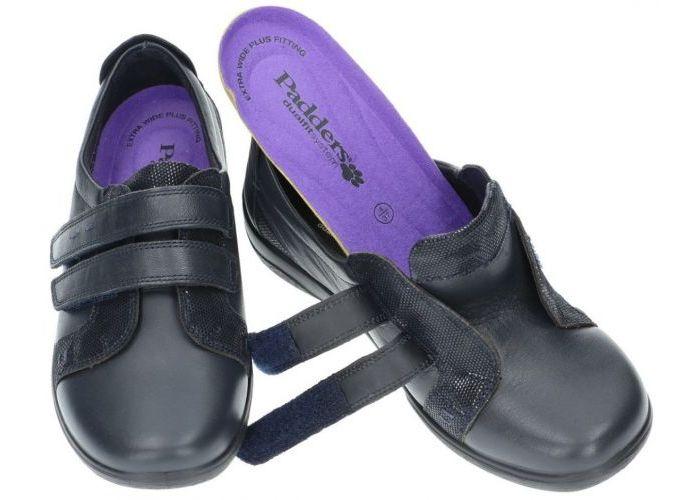 Padders VERSE 851/24 lage gesloten schoenen blauw donker