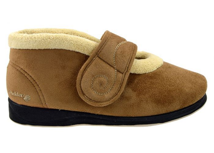 Padders 6452 pantoffel - muil blauw donker