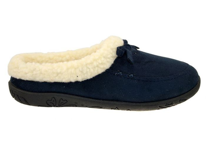 Padders 6442 pantoffel - muil blauw donker