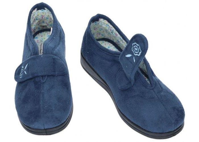 Padders CAMILLA 447/29 pantoffels blauw
