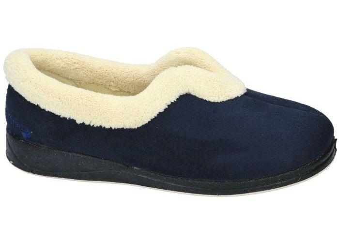 Padders CARMEN 417/24 pantoffels blauw donker