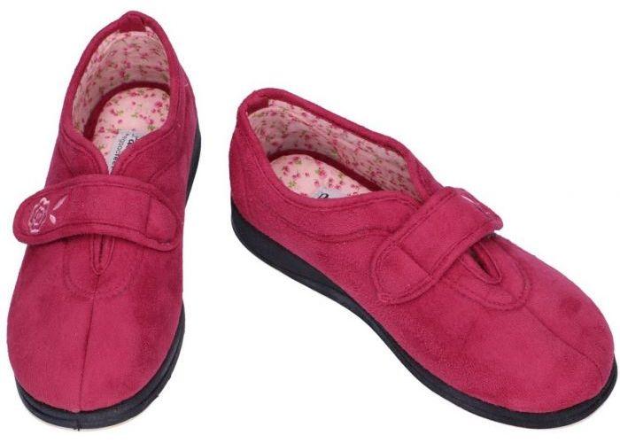 Padders CAMILLA 447/69 pantoffels rood