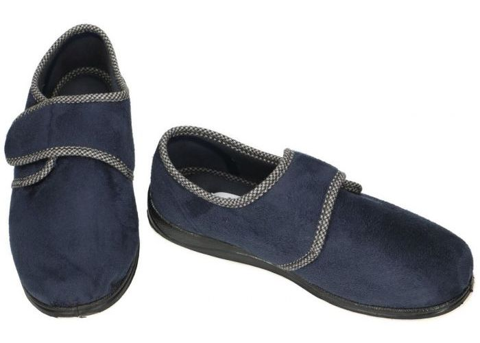 Padders 11526 pantoffels & slippers blauw donker