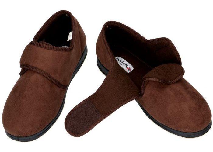 Padders CHARLES 411/87 pantoffels & slippers bruin