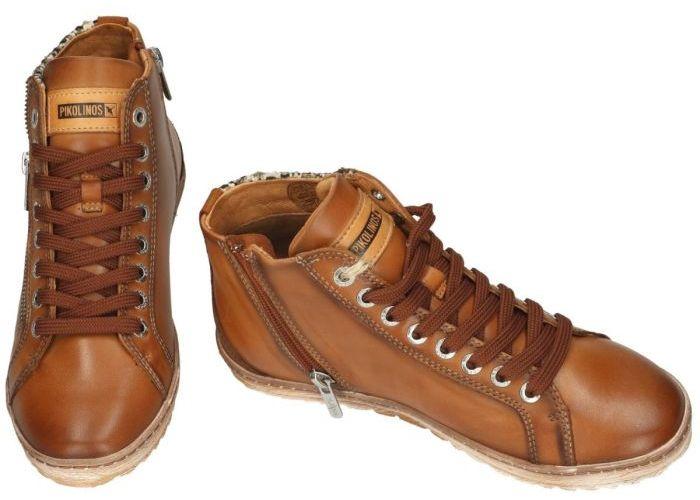 Pikolinos 901-8739 LAGOS bottines cognac/caramel