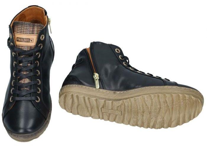 Pikolinos 901-7312 LAGOS bottines zwart
