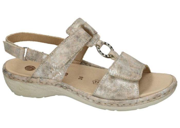 Remonte D7648-48  sandalen grijs