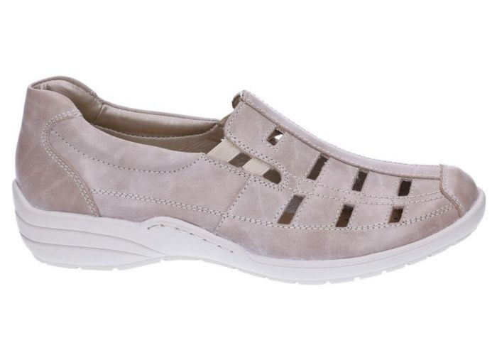 Remonte R7601-42 sandalen taupe