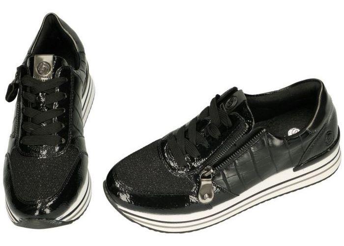 Remonte D1300-03  sneakers  zwart