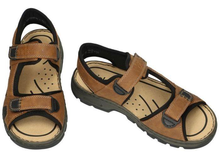 Rieker 26156-25 sandalen bruin