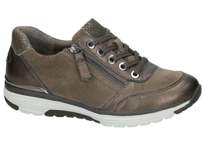 Rollingsoft 56.973.33 sneakers  taupe donker