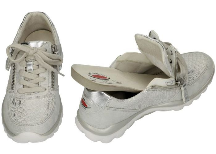 Rollingsoft 26.968.40 sneakers  zilver
