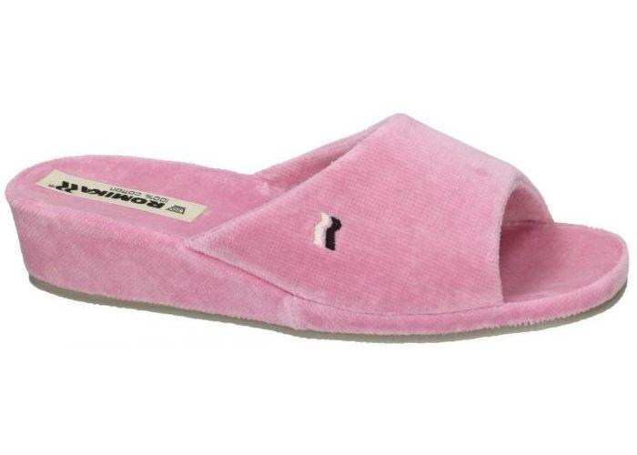 Damesschoenen Romika SLIPPERS & MUILTJES 63055 PARIS Roze