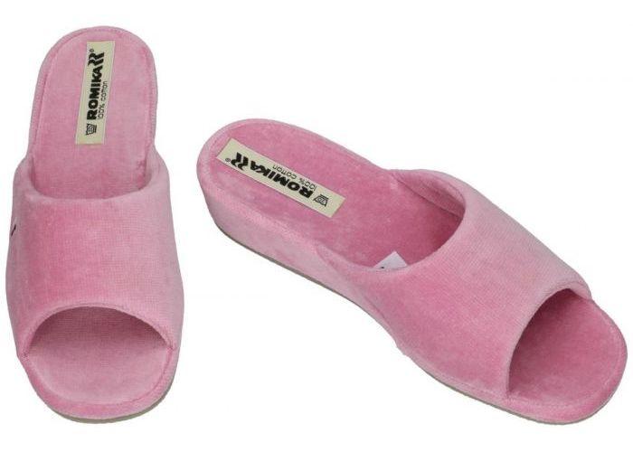 Romika 63055 PARIS slippers & muiltjes roze