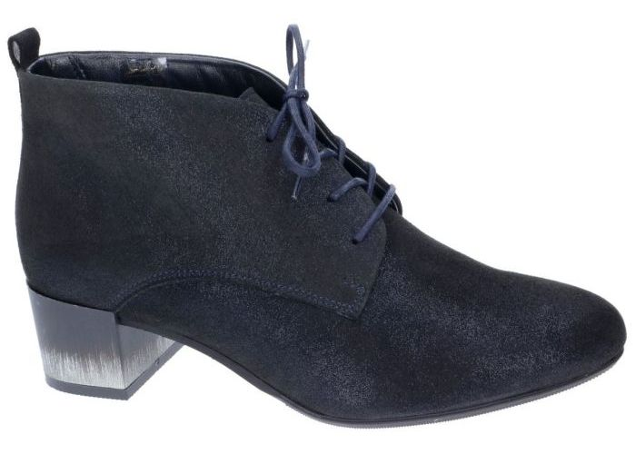 Damesschoenen Softwaves BOTTINES 7.59.05 Blauw Donker