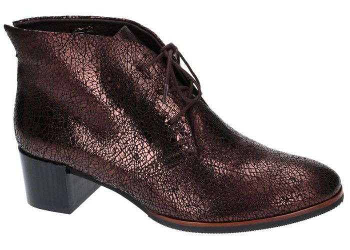 Damesschoenen Softwaves BOTTINES 7.29.18 Bordeaux