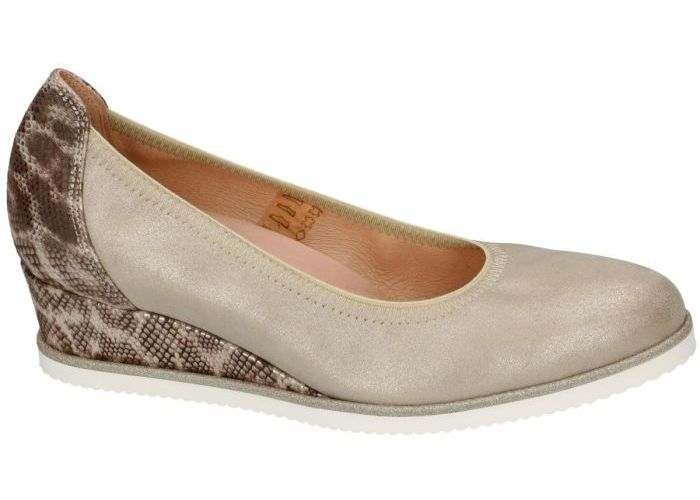 Damesschoenen Softwaves PUMPS 7.67.01 Goud