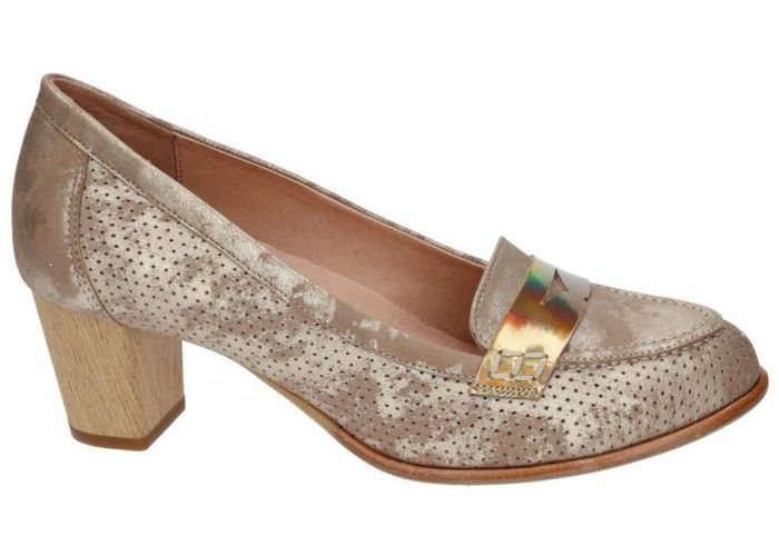 Damesschoenen Softwaves PUMP 6.85.05 Taupe