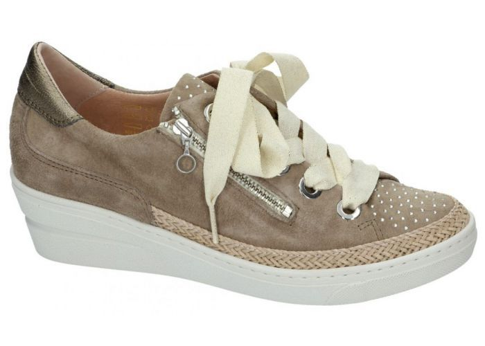 Damesschoenen Softwaves SNEAKER-SPORTIEF 7.40.02 Taupe
