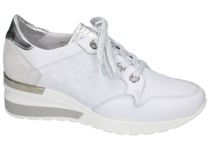 Damesschoenen Softwaves SNEAKER-SPORTIEF 7.70.01 Wit