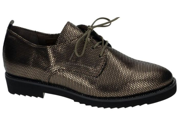 Softwaves 7.49.02 lage gesloten schoenen brons