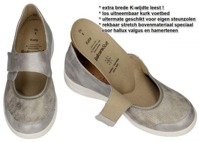 Solidus 29503-20715 KATE (K) ballerina's & mocassins beige