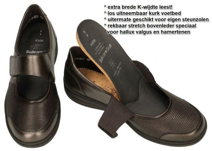 Solidus 29503-30472 KATE (K) ballerina's & mocassins bruin donker